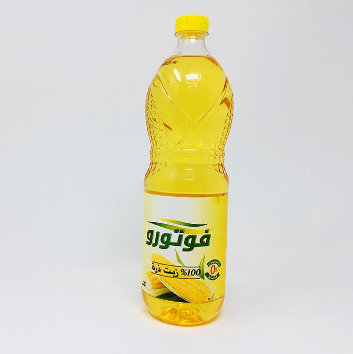 فوتورو-زيت-ذرة